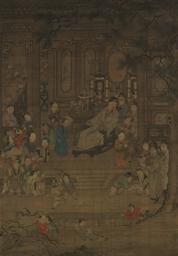 LENG MEI (1677-1742)