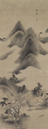 YE YOUNIAN (1590-AFTER 1669)