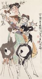 CHENG SHIFA (1921-2007)