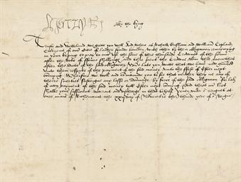 HENRY VIII (1491-1547), King o