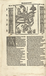 CHAUCER, Geoffrey (d. 1400). T