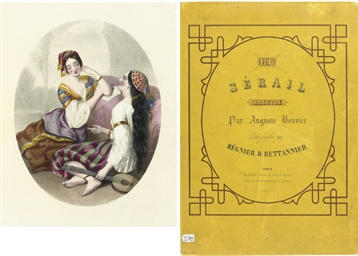 BOUVIER, Auguste (1827-1881).