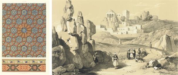 TEXIER, Charles (1802-1871). D