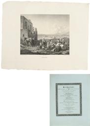 KRAZEISEN, Carl (1794-1878). B