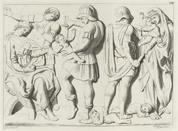 DAVIA, Virgilio. Le Sculture d