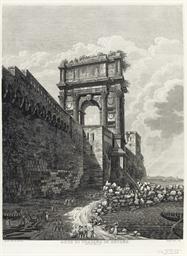 [ROSSINI, Luigi (1790-1857). G