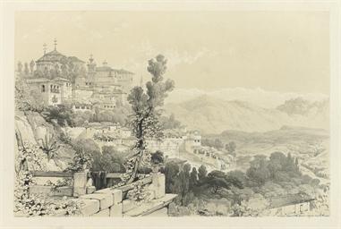 VIVIAN, George (1798-1873). Sp