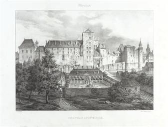 ALLIER, Achille (1807-1836). L