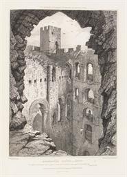 NASH, Joseph (1809-1878). Arch