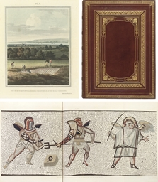 LYSONS, Samuel (1763-1819). Re