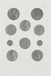COLLAS, Achille (1795-1859). T