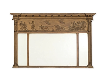 A LATE REGENCY GILT COMPOSITIO