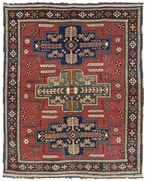 A South-West Persian rug & Chi