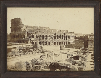 Views of Rome: The Colosseum;