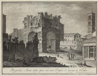Views of Rome: Prospectus Arcu