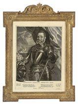 Franciscus Valdesius; Domicella Magdalena Moonsia; Janus Dousa; and Ludovicus Boisotus