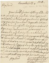 MARLBOROUGH, John Churchill, 1st Duke of (1650-1722). Two autograph letters signed ('Marlborough') to [Thomas, 1st Earl Coningsby], n.p. and Brussels, 20 January and 4 February 1709, 'I am so touched with the proceedings of the Queen, that my being near Her Person, wou'd be of very litle use, in the temper we are both in at this time', thanking him in the second for 'your kind Congratulations on the successes of the Campagne', hoping that this will procure peace abroad and 'prevent the daingerous Consequences of division at home', 2 pages, 4to, on bifolia, one detached address leaf.