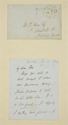 FORSTER, John (1812-1876). Aut