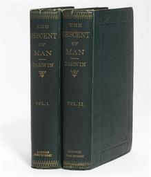 DARWIN, Charles (1809-1882). T