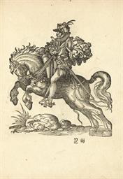 AMMAN, Jost (1539-1591). Kunst