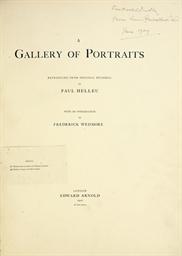 HELLEU, Paul (1859-1927).  A G