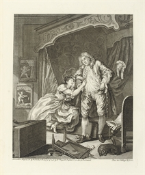 HOGARTH, William (1697-1764).