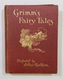 RACKHAM, Arthur (1867-1939, il
