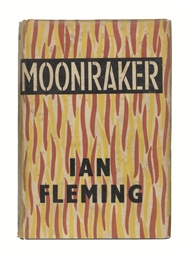FLEMING, Ian (1908-1964). Moon