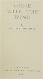 MITCHELL, Margaret (1900-49).
