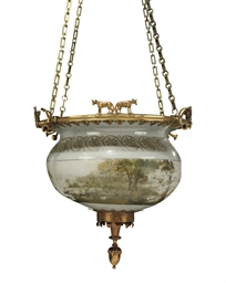 A REGENCY ORMOLU-MOUNTED AND P