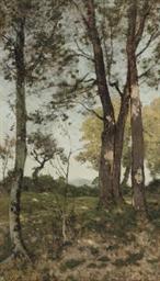 Intérieur de bois sur la Loire