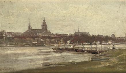 A view of Nijmegen
