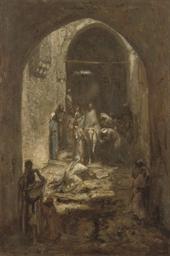 Intocht in Jeruzalem: an impor