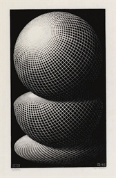 Three spheres I (Drie bollen I