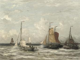 Uitvarende vissersvloot: setti