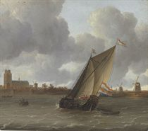 Attributed to Jeronimus Diest (The Hague 1631-1673 ?)