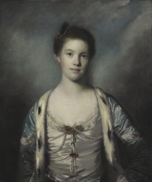 Portrait of Bridget Morris, la