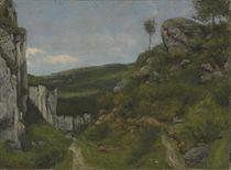 Gustave Courbet (Ornans 1819-1877 La Tour-de-Peilz)
