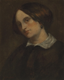 Portrait of Mathilde Cuoq