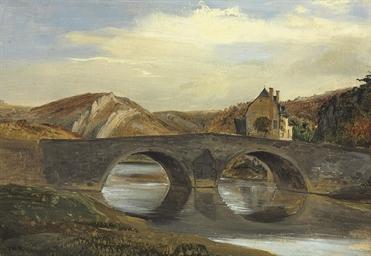 Pont dans le Jura