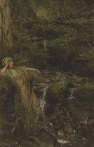 Sir Lawrence Alma-Tadema, O.M., R.A. (Dronrijp 1836-1912 Wie