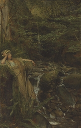 Reverie (Waterfall Nymph)