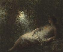 Ignace Henri Théodore Fantin-Latour (Grenoble 1836-1904 Buré