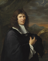 Portrait of an Astronomer, tra