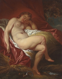 The sleeping Ceres