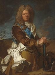 Portrait of Sébastien le Prest