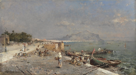 On the waterfront, Palermo