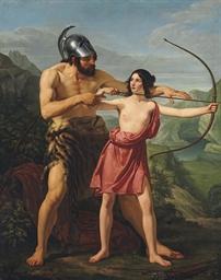 Teaching Diana to Hunt