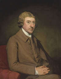 Portrait of Thomas Dawson, 1st