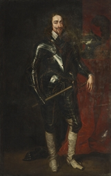 Portrait of Charles I standing